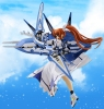 photo of Takamachi Nanoha CW-AEC00X Fortress & CW-AEC02X Strike Cannon