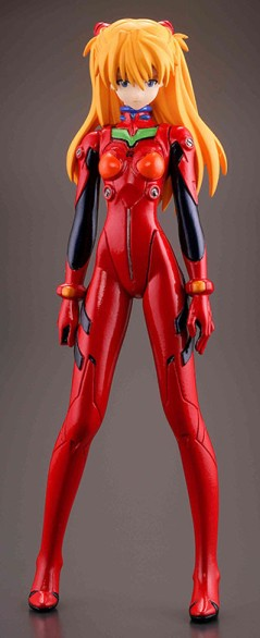 main photo of CapsuleQ Fraulein Rebuild of Evangelion Heroine Anthology Part.1: Asuka Langley Shikinami