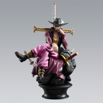 main photo of Chess Piece Collection R ONE PIECE Vol.3: Dracule Mihawk