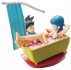 photo of Neo Capsule Corp Diorama Goku and Bulma in Bath