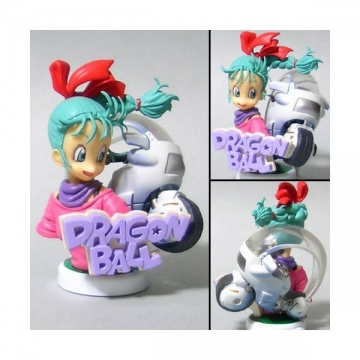 main photo of Dragonball Z Amazing Arts Bust Figure Part 1: Bulma