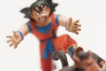 photo of Neo Capsule Corp Diorama Goku Bubbles