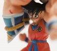 photo of Neo Capsule Corp Diorama Goku Defeat Nappa