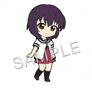 main photo of Pic-Lil! YuruYuri 2nd Season Trading Strap: Yui Funami