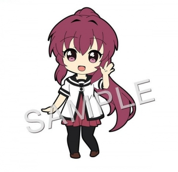 main photo of Pic-Lil! YuruYuri 2nd Season Trading Strap: Ayano Sugiura