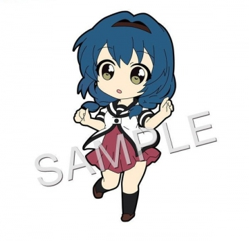 main photo of Pic-Lil! YuruYuri 2nd Season Trading Strap: Furutani Himawari