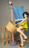 photo of Love Hina Action Figures: Shinobu Maehara