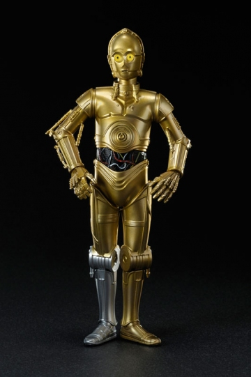 main photo of ARTFX+ C-3PO
