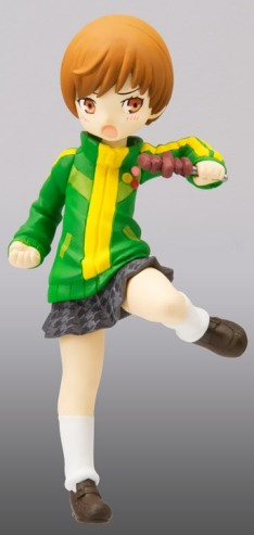 main photo of Half Age Characters Persona 4: Chie Satonaka