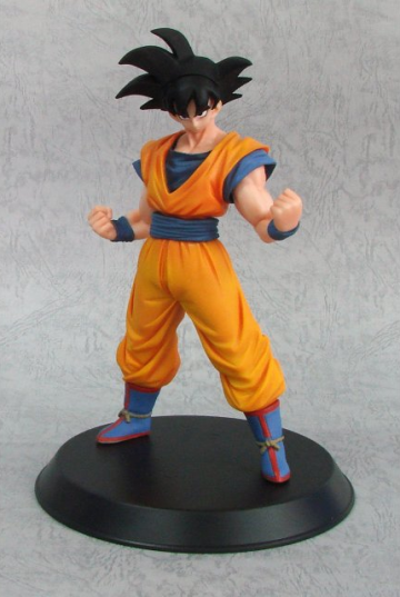 main photo of Dragon Ball Z HQ DX Vol. 3 Figure 05: Son Goku