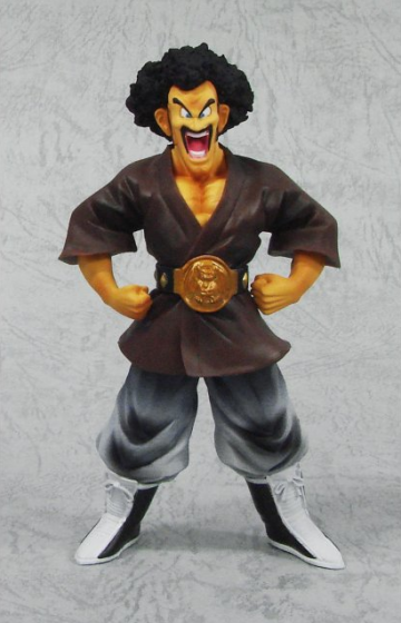main photo of High Spec Coloring Figure Mr. Satan