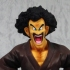 High Spec Coloring Figure Mr. Satan