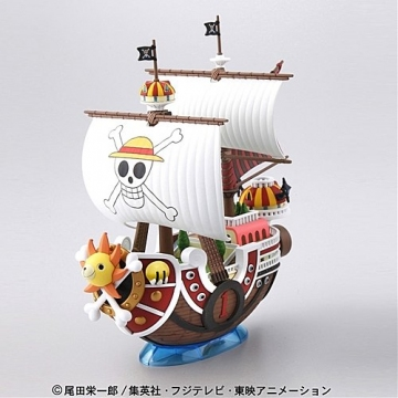 main photo of One Piece Grand Ship Collection: Thousand Sunny