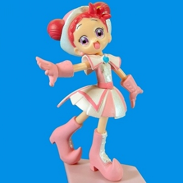 main photo of Ojamajo Doremi Dokkan DX: Harukaze Doremi Witch Apprentice Costume Ver.