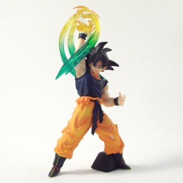main photo of Dragon Ball Kai Super Effect Action Pose Figure Vol.3: Son Goku