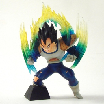 main photo of Dragon Ball Kai Super Effect Action Pose Figure Vol.3: Vegeta