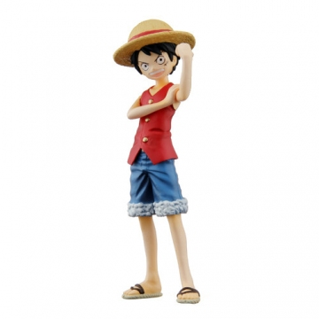 main photo of Half Age Characters One Piece Promise of the Straw Hat: Monkey D. Luffy