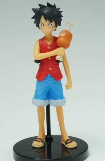 main photo of Half Age Characters One Piece Promise of the Straw Hat: Monkey D. Luffy Secret Ver.