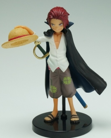 main photo of Half Age Characters One Piece Promise of the Straw Hat: Red-Haired Shanks Secret Ver.