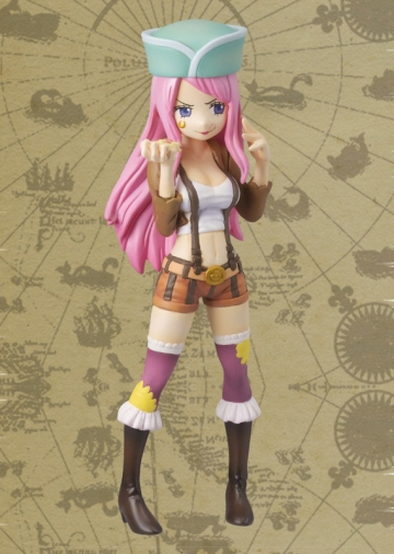 main photo of Half Age Characters One Piece Girls Party!: Jewelry Bonney Ver. A