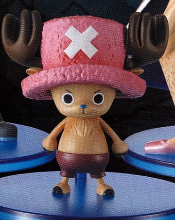 main photo of One Piece High Spec Coloring Figure Vol. 2 & Vol. 4: Tony Tony Chopper