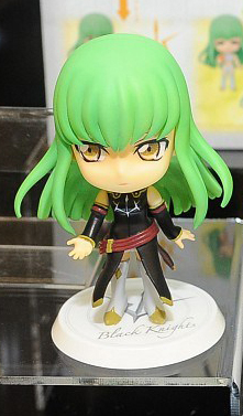main photo of Kyun-Chara Custom C.C. Black Knight Ver.