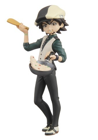 main photo of Half Age Characters Tiger & Bunny Vol.1: Kaburagi T. Kotetsu