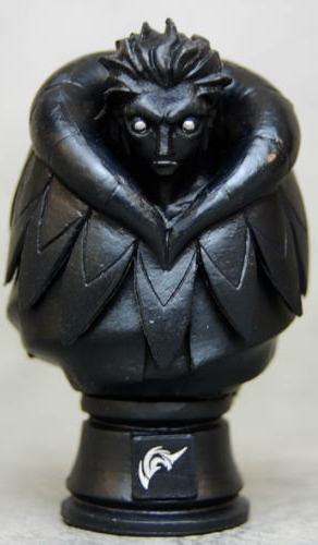 main photo of Fate/Zero Chess Piece Collection: Caster Black Ver.