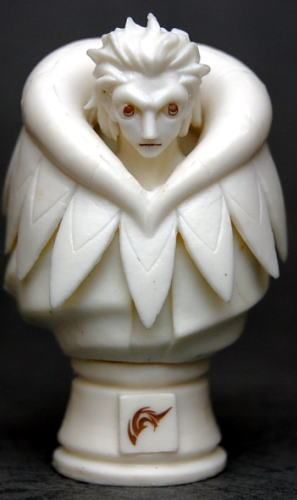main photo of Fate/Zero Chess Piece Collection: Caster White Ver.