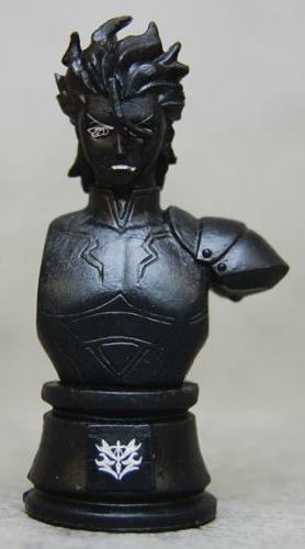 main photo of Fate/Zero Chess Piece Collection: Lancer Black Ver.
