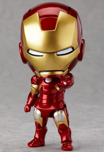 main photo of Nendoroid Iron Man Mark 7: Hero's Edition