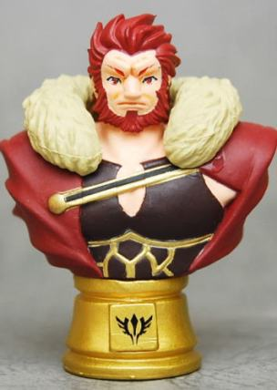 main photo of Fate/Zero Chess Piece Collection: Rider Colored Ver.