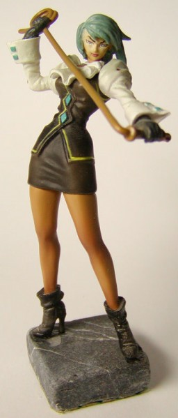 main photo of Houtei Figure Collection Gyakuten Saiban: Karuma Mei