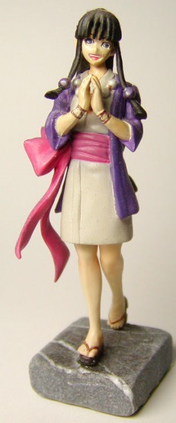 main photo of Houtei Figure Collection Gyakuten Saiban: Ayasato Mayoi