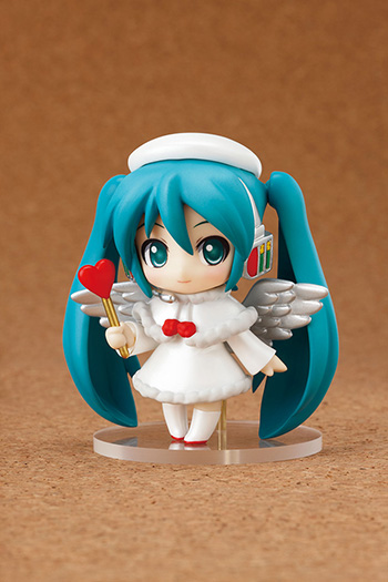 main photo of Nendoroid Petit Hatsune Miku Christmas Piano Cake Ver.