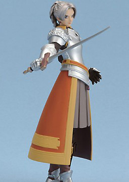 main photo of Gensou Suikoden Mini Figure: Chris