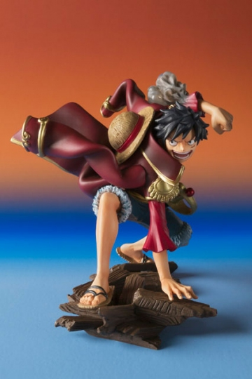 main photo of Episode of Characters: Monkey D. Luffy