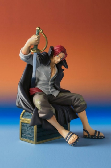 main photo of Episode of Characters: Shanks