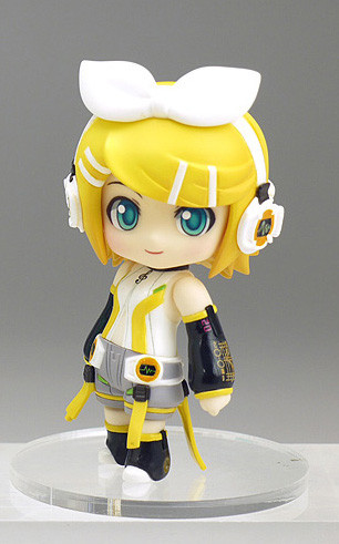 main photo of Nendoroid Petit Rin Append