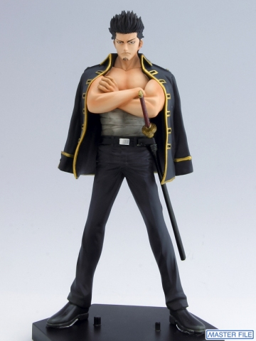 main photo of Gintama DXF Figure Kondo Isao