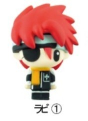 main photo of D.Gray-man Charamate: Lavi