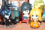 photo of Nendoroid Black Rock Shooter : TV ANIMATION Ver.