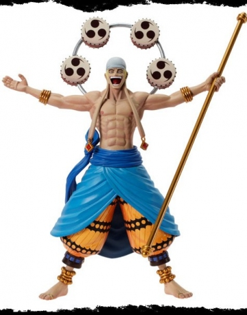main photo of Figure Colosseum SCultures: God Enel
