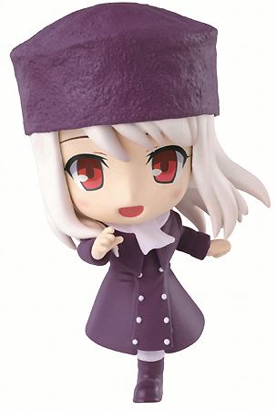 main photo of Ichiban Kuji Kyun-Chara World Fate/Zero Part 2: Illyasviel von Einzbern Chibi Kyun-Chara