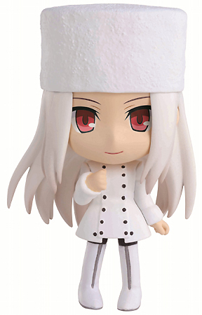 main photo of Ichiban Kuji Kyun-Chara World Fate/Zero Part 2: Irisviel von Einzbern Chibi Kyun-Chara
