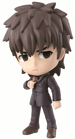 main photo of Ichiban Kuji Kyun-Chara World Fate/Zero Part 2: Kotomine Kirei Chibi Kyun-Chara
