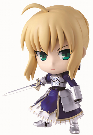 main photo of Ichiban Kuji Kyun-Chara World Fate/Zero Part 2: Saber