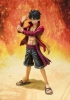 photo of Figuarts ZERO: Monkey D. Luffy FILM Z Battle Clothes Ver.