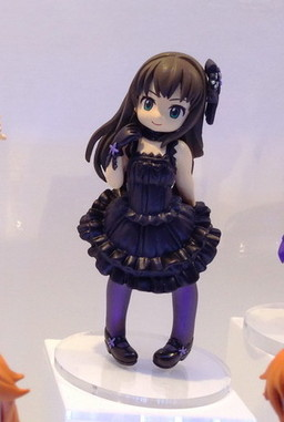 main photo of Half Age Characters iDOLM@STER: Shibuya Rin