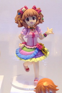 main photo of Half Age Characters iDOLM@STER: Moroboshi Kirari